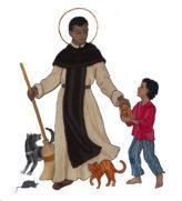 Saint Martin de Porrès